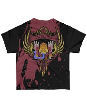 CORAL PUKEI-PUKEI - SUBLIMATION-V3 All-over T-Shirt back