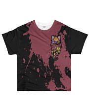 CORAL PUKEI-PUKEI - SUBLIMATION-V3 All-over T-Shirt front