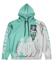 KIRIN - SUBLIMATION Men's All Over Print Hoodie front