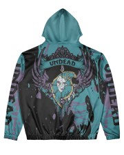 UNDEAD - SUBLIMATION Men's All Over Print Hoodie back