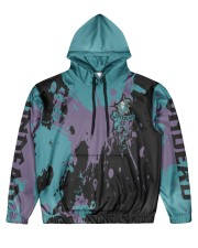 UNDEAD - SUBLIMATION Men's All Over Print Hoodie front