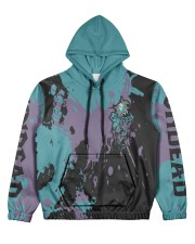 UNDEAD - SUBLIMATION Women's All Over Print Hoodie tile
