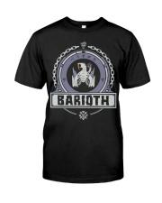 BARIOTH - ORIGINAL EDITION-V8 Classic T-Shirt front
