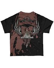 VAAL HAZAK - SUBLIMATION-V3 All-over T-Shirt back