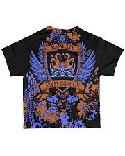 NAMIELLE - ELITE SUBLIMATION All-over T-Shirt back