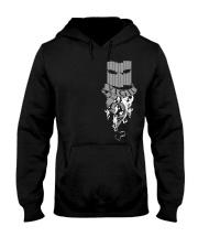 VIGIL - CREST EDITION-DS Hooded Sweatshirt tile