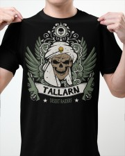 TALLARN - LIMITED EDITION-V4 Classic T-Shirt apparel-classic-tshirt-lifestyle-front-62