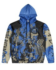 AZURE RATHALOS - SUBLIMATION-V2 Men's All Over Print Hoodie front