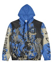 AZURE RATHALOS - SUBLIMATION-V2 Women's All Over Print Hoodie tile