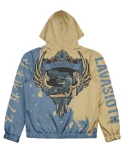 LAVASIOTH - SUBLIMATION Women's All Over Print Full Zip Hoodie tile