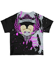 POPPY - SUBLIMATION All-over T-Shirt back