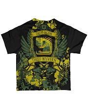 GREAT JAGRAS - ELITE SUBLIMATION All-over T-Shirt back
