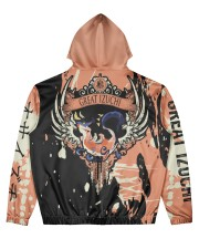 GREAT IZUCHI - SUBLIMATION Men's All Over Print Hoodie back