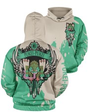 PUKEI-PUKEI - SUBLIMATION Men's All Over Print Hoodie aos-men-hoodie-ghosted-front-05