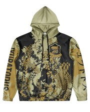 JYURATODUS - SUBLIMATION-V2 Men's All Over Print Hoodie front