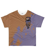 TZITZI-YA-KU - SUBLIMATION All-Over T-Shirt tile
