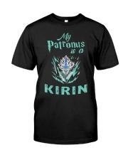 KIRIN IS MY PATRONUS Classic T-Shirt front