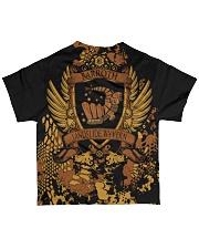 BARROTH - ELITE SUBLIMATION All-over T-Shirt back