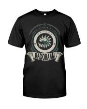 RADOBAAN - ORIGINAL EDITION-V5 Classic T-Shirt front