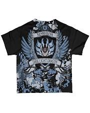 XENO'JIIVA - ELITE SUBLIMATION All-over T-Shirt back