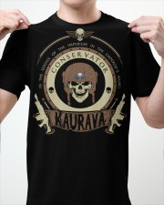 KAURAVA - LIMITED EDITION Classic T-Shirt apparel-classic-tshirt-lifestyle-front-62