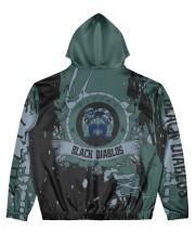 BLACK DIABLOS - SUBLIMATION-V3 Men's All Over Print Hoodie back