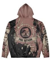 PINK RATHIAN - SUBLIMATION-V3 Men's All Over Print Hoodie back