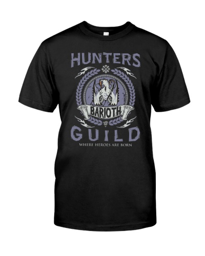 BARIOTH - HUNTERS GUILD