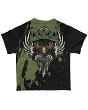 ANCIENT LESHEN - SUBLIMATION-V3 All-over T-Shirt back