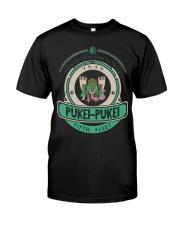 PUKEI-PUKEI - ORIGINAL EDITION-V3 Classic T-Shirt front