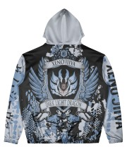 XENO'JIIVA - SUBLIMATION-V2 Men's All Over Print Hoodie back