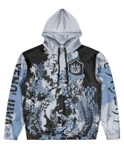 XENO'JIIVA - SUBLIMATION-V2 Men's All Over Print Hoodie front
