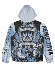 XENO'JIIVA - SUBLIMATION-V2 Women's All Over Print Full Zip Hoodie tile