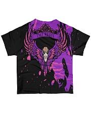 XAYAH - SUBLIMATION All-over T-Shirt back