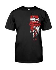 TACHANKA - CREST EDITION-DS Classic T-Shirt front