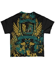 ACIDIC GLAVENUS - ELITE SUBLIMATION All-over T-Shirt back