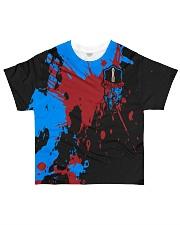 GAREN - SUBLIMATION All-over T-Shirt front