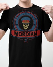 MORDIAN - LIMITED EDITION-V3 Classic T-Shirt apparel-classic-tshirt-lifestyle-front-62
