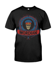 MORDIAN - LIMITED EDITION-V3 Classic T-Shirt front