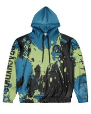 BRACHYDIOS - SUBLIMATION-V3 Men's All Over Print Hoodie front