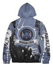 NARGACUGA - SUBLIMATION-V3 Men's All Over Print Full Zip Hoodie tile