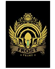 FROST PRIME - ELITE CREST 11x17 Poster thumbnail