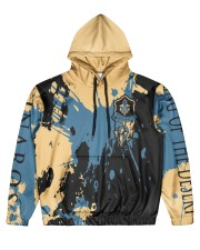 INAROS - ELITE SUBLIMATION Men's All Over Print Hoodie front