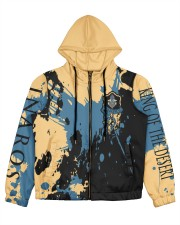 INAROS - ELITE SUBLIMATION Women's All Over Print Full Zip Hoodie tile