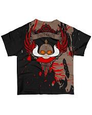 CORKI - SUBLIMATION All-over T-Shirt back