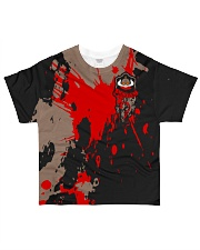 CORKI - SUBLIMATION All-over T-Shirt front