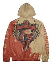 RATHALOS - SUBLIMATION Men's All Over Print Full Zip Hoodie tile
