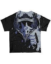 KINDRED - SUBLIMATION All-over T-Shirt back