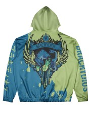BRACHYDIOS - SUBLIMATION Men's All Over Print Hoodie back