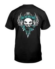 ELA - CREST EDITION-DS Classic T-Shirt back